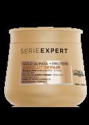 LOreal Professionnel Маска Absolut Repair Голд Золотая для Поврежденных Волос, 250 мл