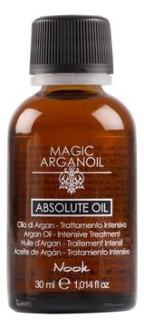 Nook Масло Absolute Oil для Волос Магия Арганы Абсолют, 30 мл