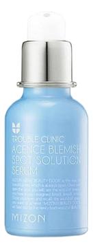 MIZON Сыворотка Acence Blemish Spot Solution Serum для Проблемной Кожи, 30 мл