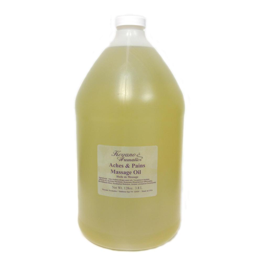 Keyano Aromatics Масло Антицеллюлитное Массажное, 3800 мл