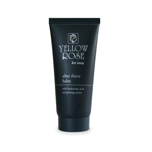 Yellow Rose Бальзам After Shave Balm forMen после Бритья для Мужчин, 150 мл