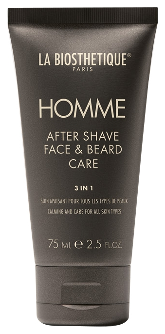 La Biosthetique Эмульсия после Бритья для Ухода за Кожей Лица и Бородой After Shave, Face & Beard Care, 75 мл