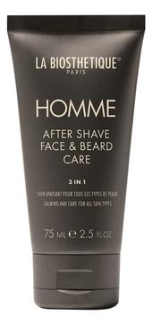 La Biosthetique Эмульсия After Shave, Face & Beard Care Ревитализирующая после Бритья для Ухода за Кожей Лица и Бородой, 75 мл ревитализирующая эмульсия skin youth formula trend edition