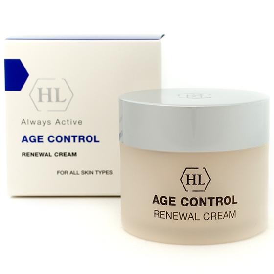 Holy Land Крем Age Control Renewal Cream Обновляющий, 50 мл пилинг age control super lift holy land отзывы
