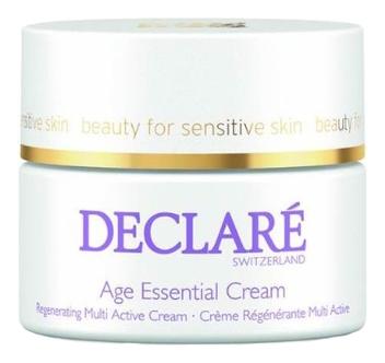 Declare Регенерирующий Крем для Лица Комплексного Действия Age Essential Cream, 50 мл