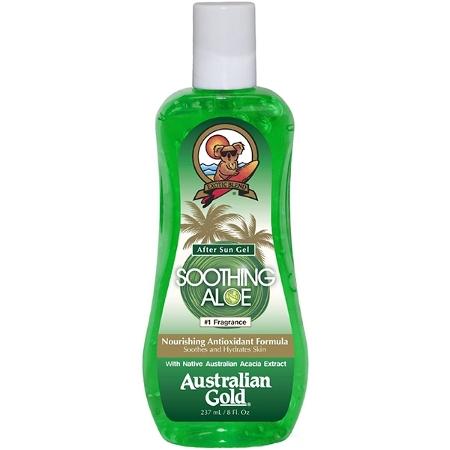 Аustralian Gold Гель на Базе Алоэ Вера Aloe Freeze Gel Spray, 237 мл
