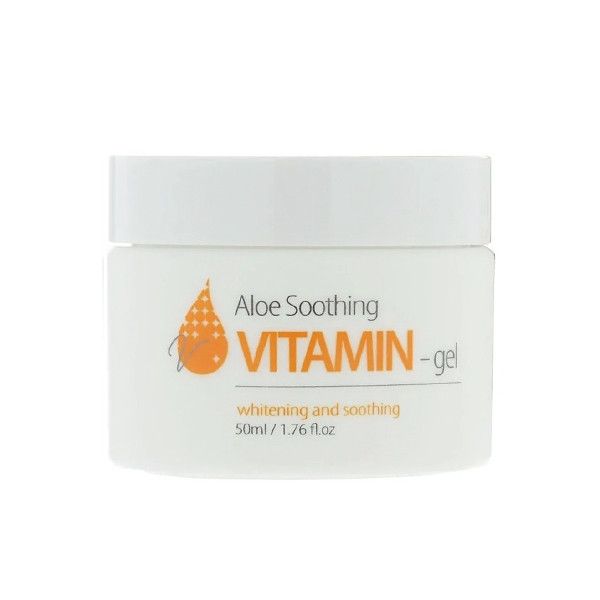 The Skin House Витаминный Гель с Экстрактом Алоэ Aloe Soothing Vitamin Gel, 50 мл
