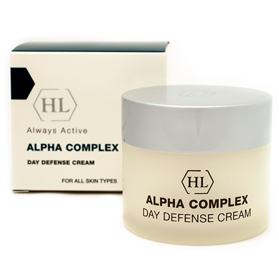 Holy Land Крем Alpha Complex Day Defense Cream Spf 15 Дневной Защитный, 50 мл