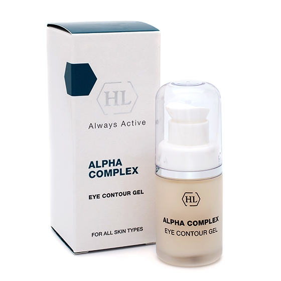 Holy Land Гель Alpha Complex Eye Contour Gel  для Век, 15 мл holy land eye therapy eye contour balm бальзам для век 30 мл