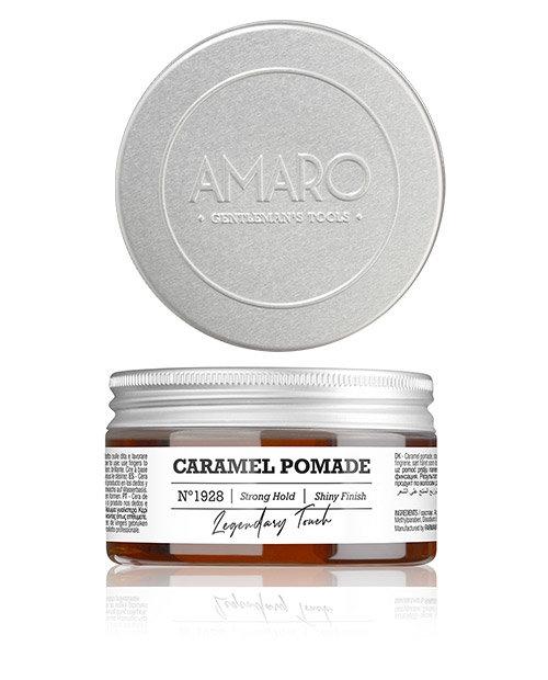 Farmavita Воск Amaro Caramel Pomade Карамельный, 100 мл