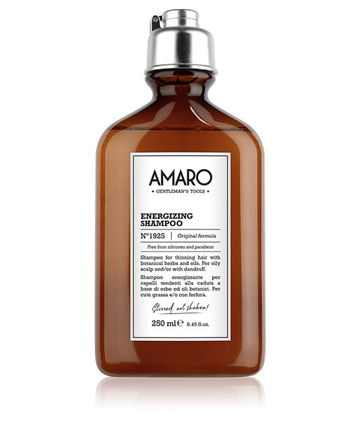 Farmavita Шампунь Amaro Energizing  Shampoo Восстанавливающий, 250 мл