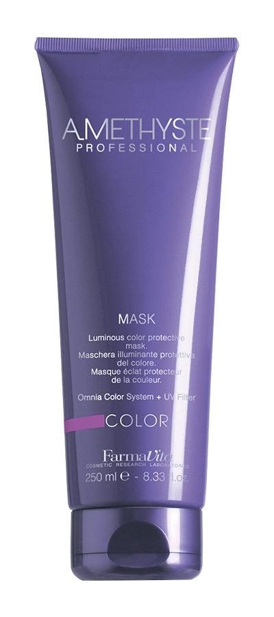 Farmavita Маска для Окрашенных Волос Amethyste Color, 250 мл