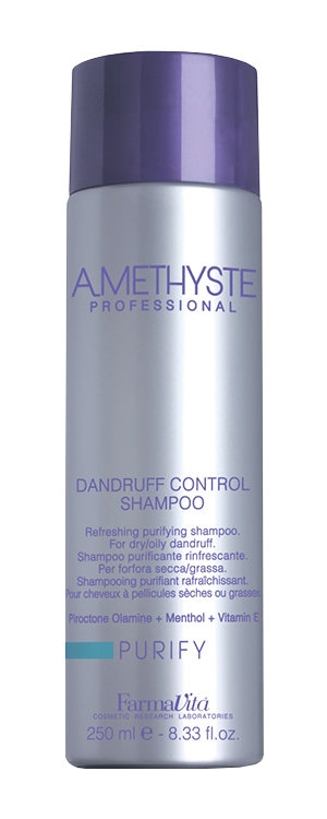 Farmavita Шампунь Против Перхоти Amethyste Purify Dandruff Controll, 250 мл jules janick plant breeding reviews volume 35