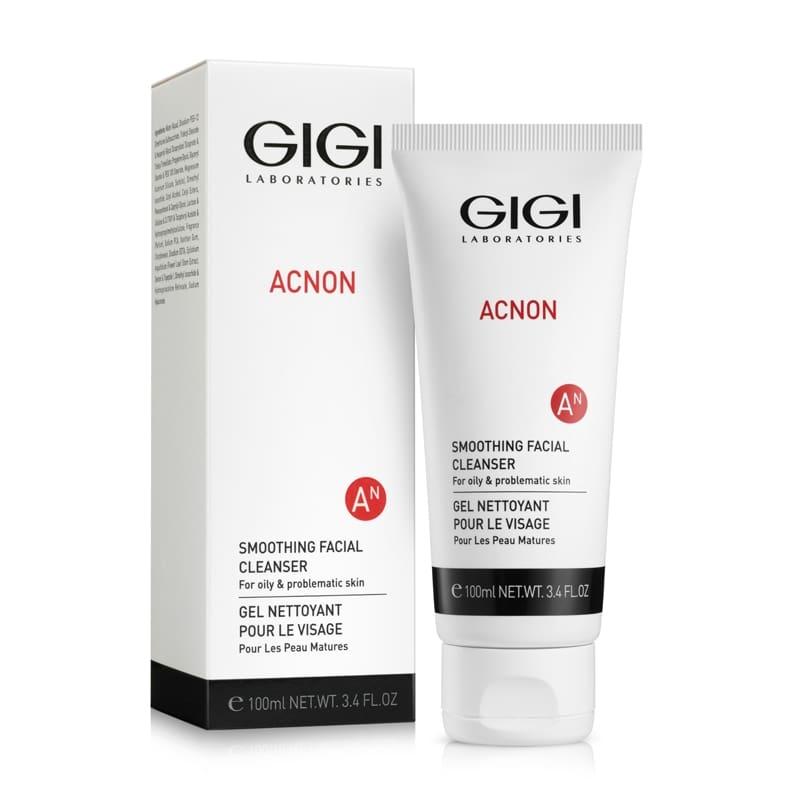 GIGI Мыло AN Smoothing Facial Cleanser для Глубокого Очищения, 100 мл