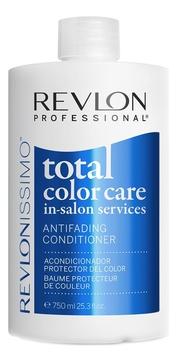 REVLON Кондиционер Anifading Conditioner Анти-вымывание Цвета без Сульфатов, 750 мл revlon шампунь anifading shampoo анти вымывание цвета без сульфатов 1000 мл