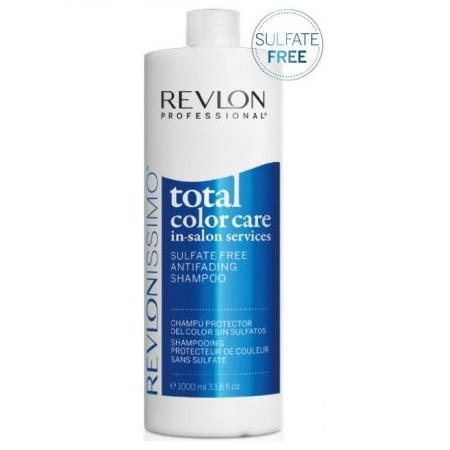 REVLON Шампунь Anifading Shampoo Анти-вымывание Цвета без Сульфатов, 1000 мл revlon шампунь anifading shampoo анти вымывание цвета без сульфатов 1000 мл