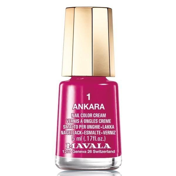 Mavala Лак Ankara 91001 для Ногтей Анкара, 5 мл