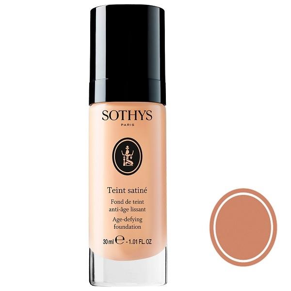 Sothys Тональная Anti-Age Основа Age-Defying Foundation Beige Rose с Разглаживающим Действием Бежевый B40, 25 мл