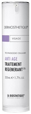 La Biosthetique Крем Anti-Age Traitement Regenerant Cream Восстанавливающий Ночной, 50 мл цены