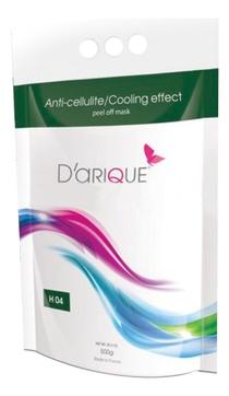 Darique Маска Anti-cellulite Cooling Effect Peel Off Mask для Тела Антицеллюлитная с Охлаждающим Эффектом, 500г