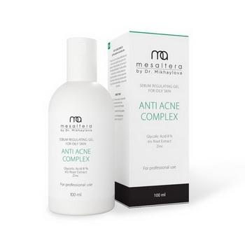 Mesaltera By Dr. Mikhaylova Комплекс Anti Acne Complex Анти Акне, 100 мл стоимость