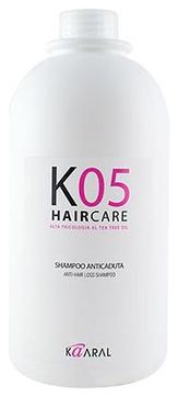 Kaaral Шампунь для Профилактики Выпадения Волос Anti Hair Loss Shampoo, 1000 мл