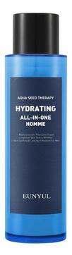 Eunyul Средство Aqua Seed Therapy Hydrating Homme All-In-One Многофункциональное Увлажняющее для Ухода за Кожей для Мужчин, 150 мл в б зайцев хозяйственное мыло проверенное средство ухода за кожей всех типов