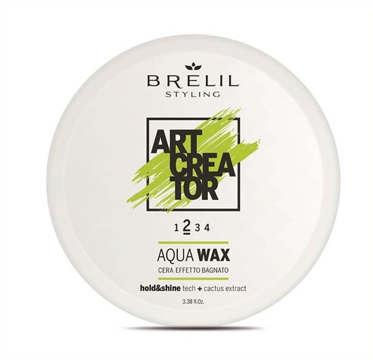 Brelil Professional Воск Aqua Wax на Водной Основе, 100 мл