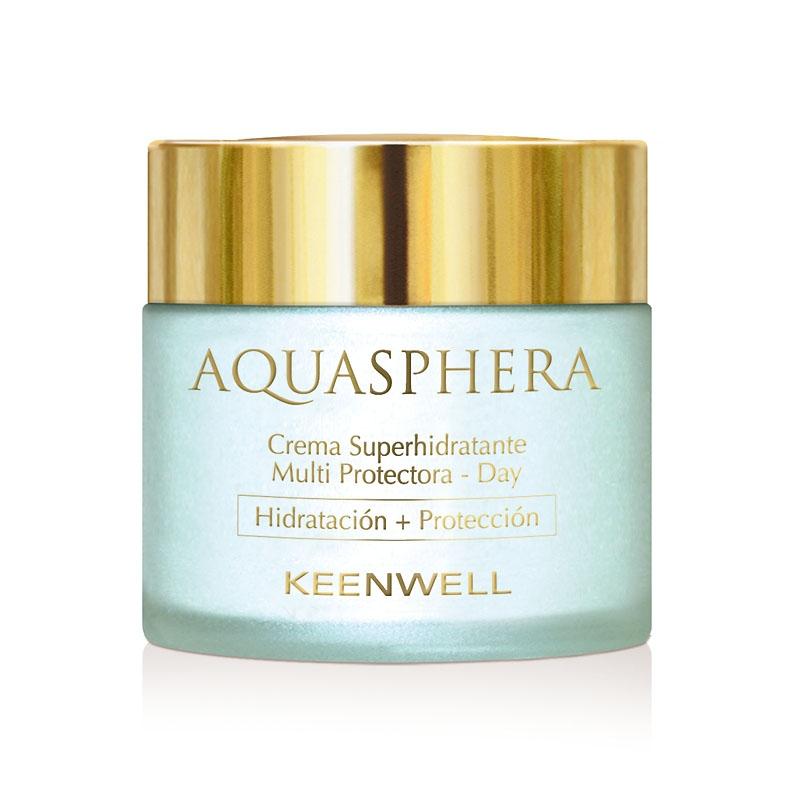 Keenwell Крем Aquasphera Дневной Суперувлажняющий Мультизащитный , 80 мл недорого