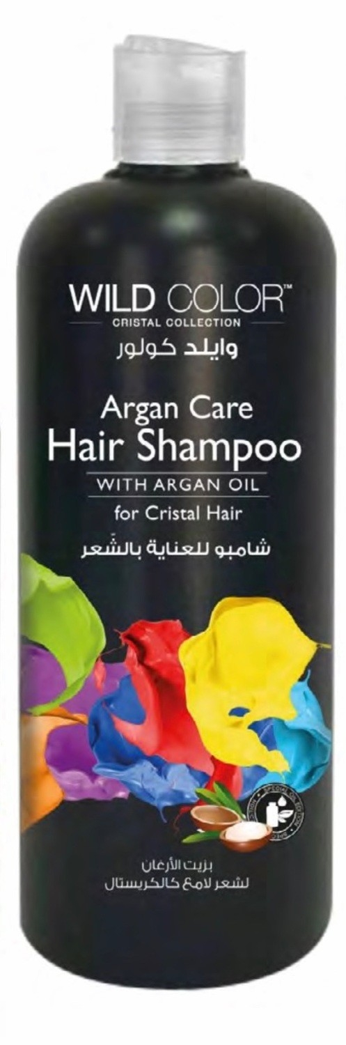 Wild Color Шампунь Argan Care Аргановый, 500 мл
