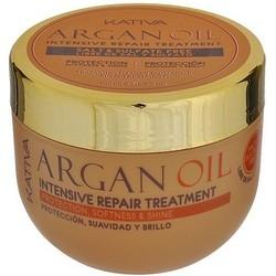 Kativa Маска Argan Oil Интенсивно Восстанавливающая Увлажняющая для Волос с Маслом Арганы, 500 мл