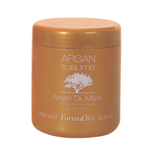 Farmavita Маска Argan Sublime с Аргановым Маслом, 1000 мл