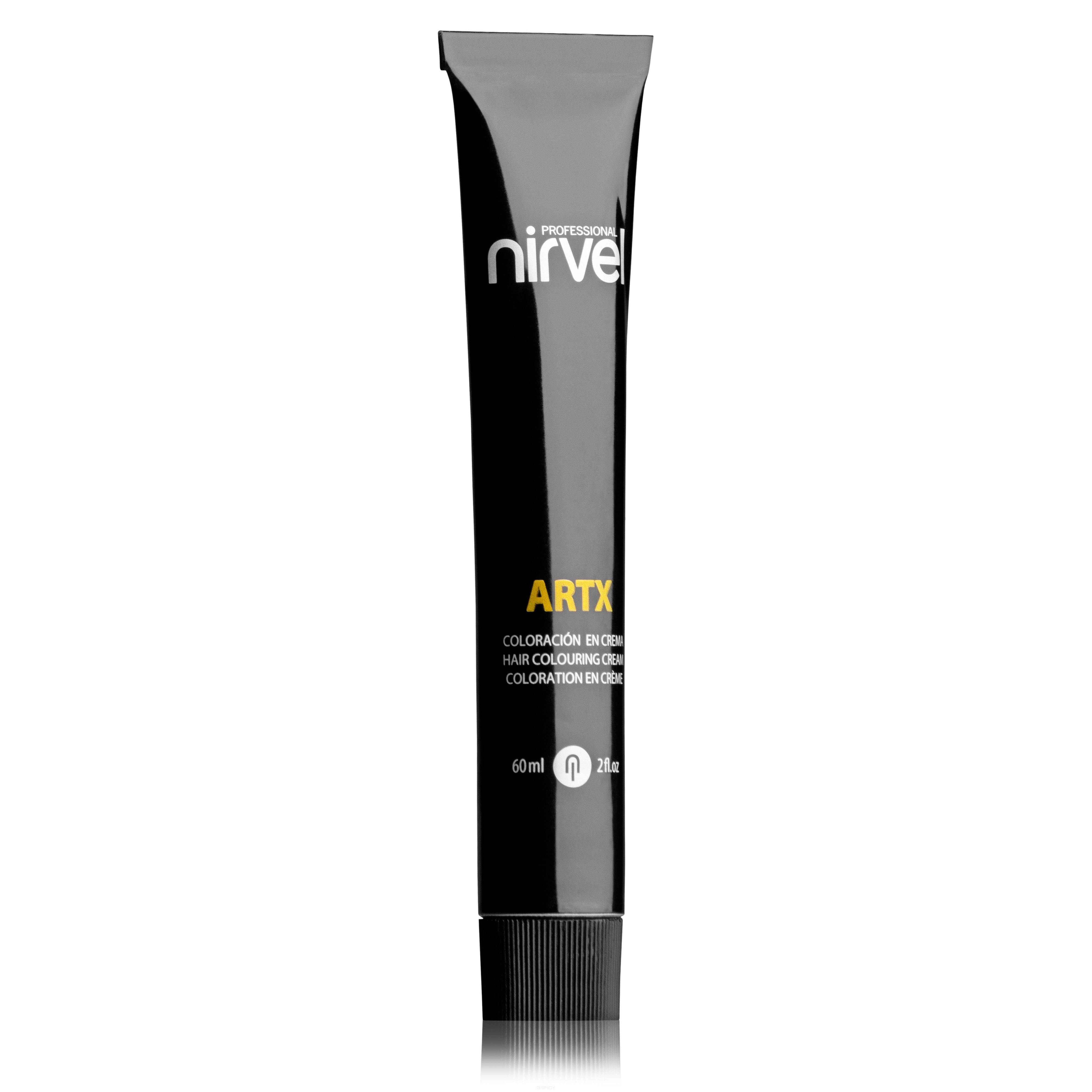 Nirvel Professional Краска ARTX для Волос, 60 мл nika краска для волос