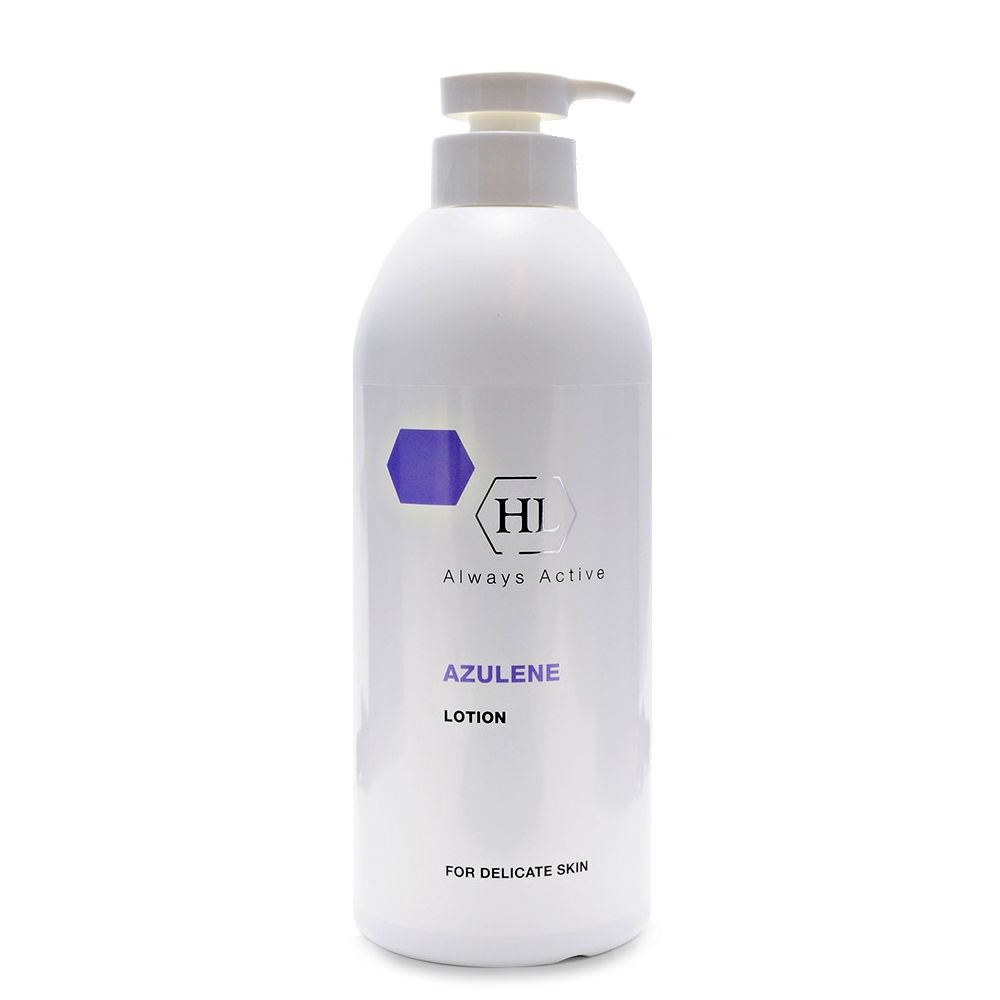 Holy Land Лосьон Azulene Lotion для Лица, 1000 мл holy land лосьон azulene lotion для лица 1000 мл