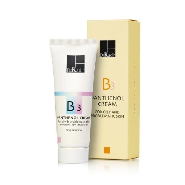 Dr.Kadir Пантенол Крем для Проблемной Кожи B3-Panthenol Cream For Oily And Problematic Skin, 75 мл