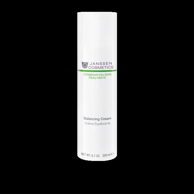Janssen Крем Balancing Cream Балансирующий, 200 мл крем чистея 200 мл