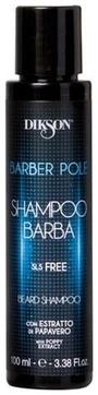 Dikson Шампунь Barber Pole Beard Shampoo для Бороды, 100 мл