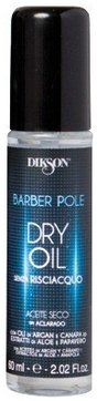 Dikson Масло Barber Pole Dry Oil Сухое, 60 мл