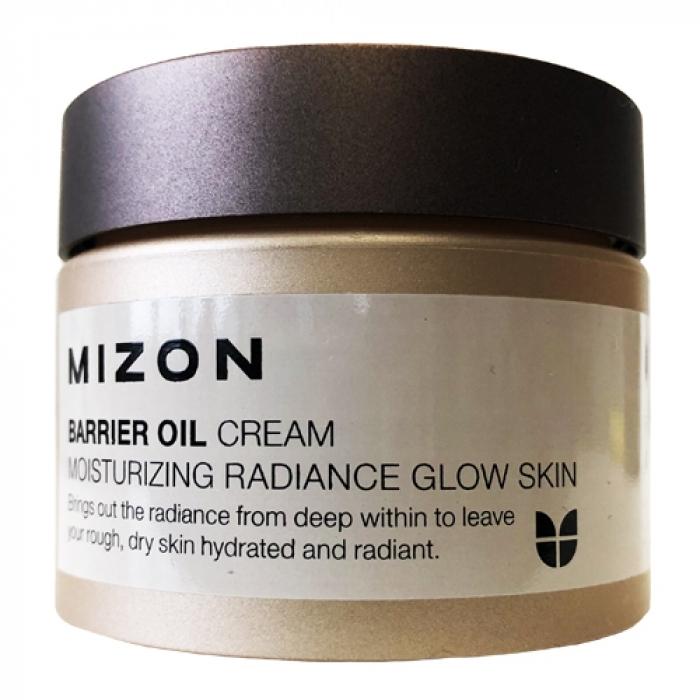 MIZON Крем Barrier Oil Cream Увлажняющий для Лица на Основе Масла Оливы, 50 мл