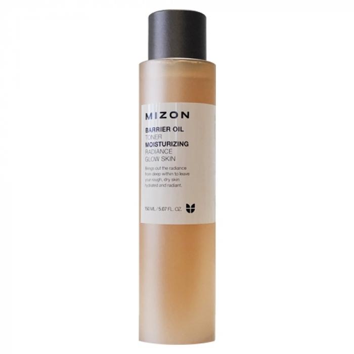 MIZON Тонер Barrier Oil Toner для Лица с Оливковым Маслом, 150 мл