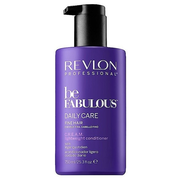 REVLON Кондиционер Be Fabulous для Тонких Волос, 750 мл батист кондиционер для волос