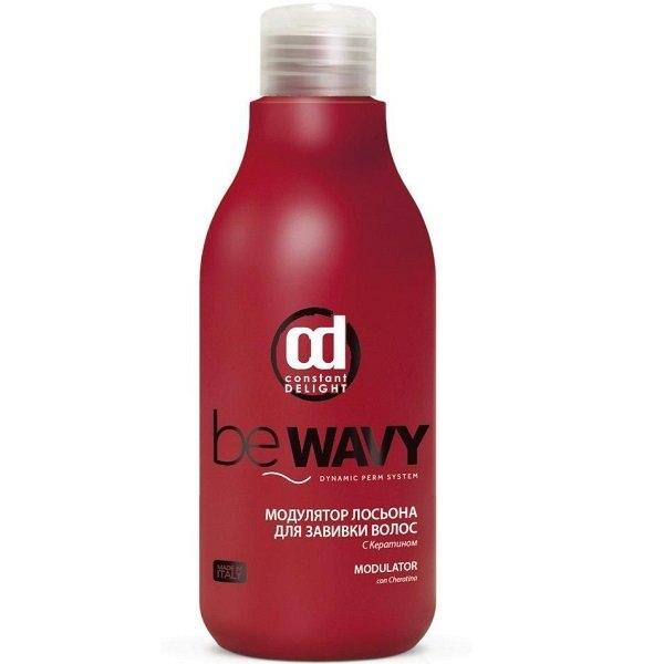 Constant Delight Модулятор Be Wavy Modulator Лсьона для Завивки Волос, 500 мл выпрямитель для волос и для завивки волос