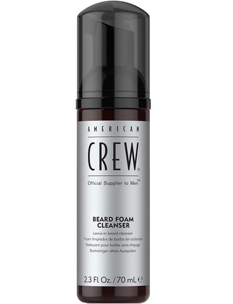 American Crew Очищающее Средство для Бороды Beard Foam, 70 мл