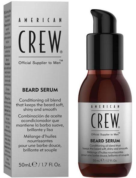 American Crew Сыворотка для бороды Beard Serum, 50 мл
