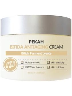 Фото - Pekah Крем Bifida Antiaging Cream для Лица Антивозрастной Бифида, 50 мл антивозрастной крем для лица baxter of california super shape 50 мл