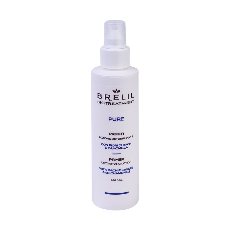 Brelil Professional Лосьон Праймер Очищающий Bio Treatment Pure, 100 мл