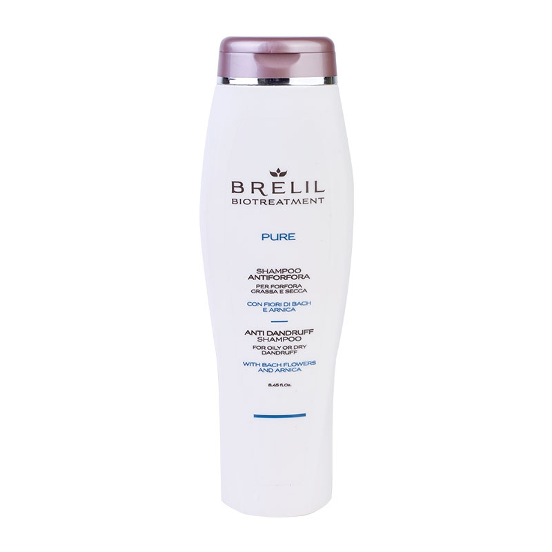 Brelil Professional Пилинг Грязевой Bio Treatment Pure, 250 мл brelil professional жидкие кристаллы без силикона bio treatment soft 50 мл