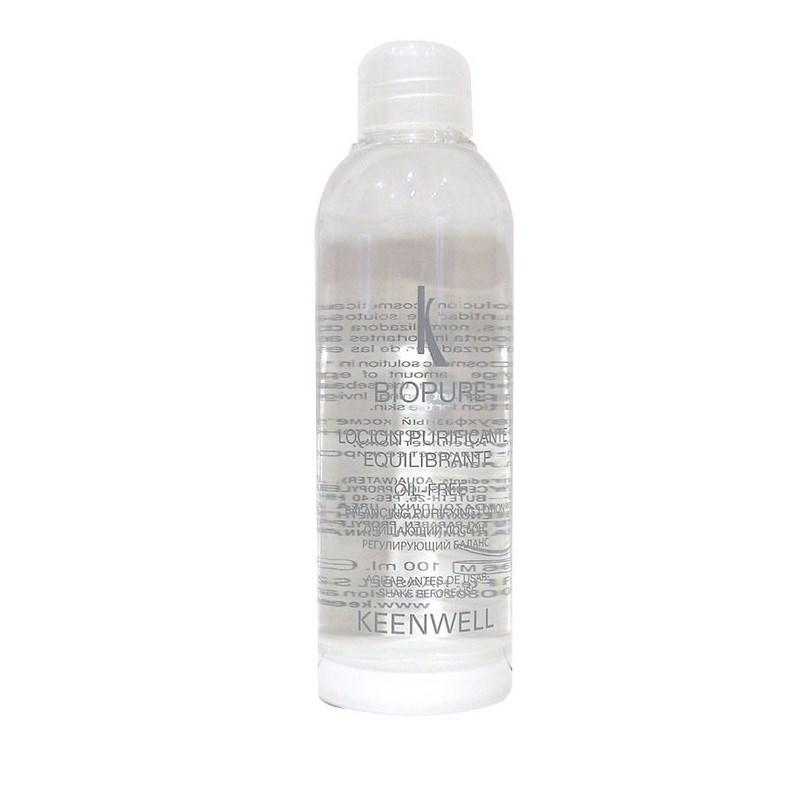 Keenwell Лосьон Biopure Locion Purificante Equilibrante Oil-Free Очищающий Регулирующий Баланс, 100 мл free shipping 10pcs 100