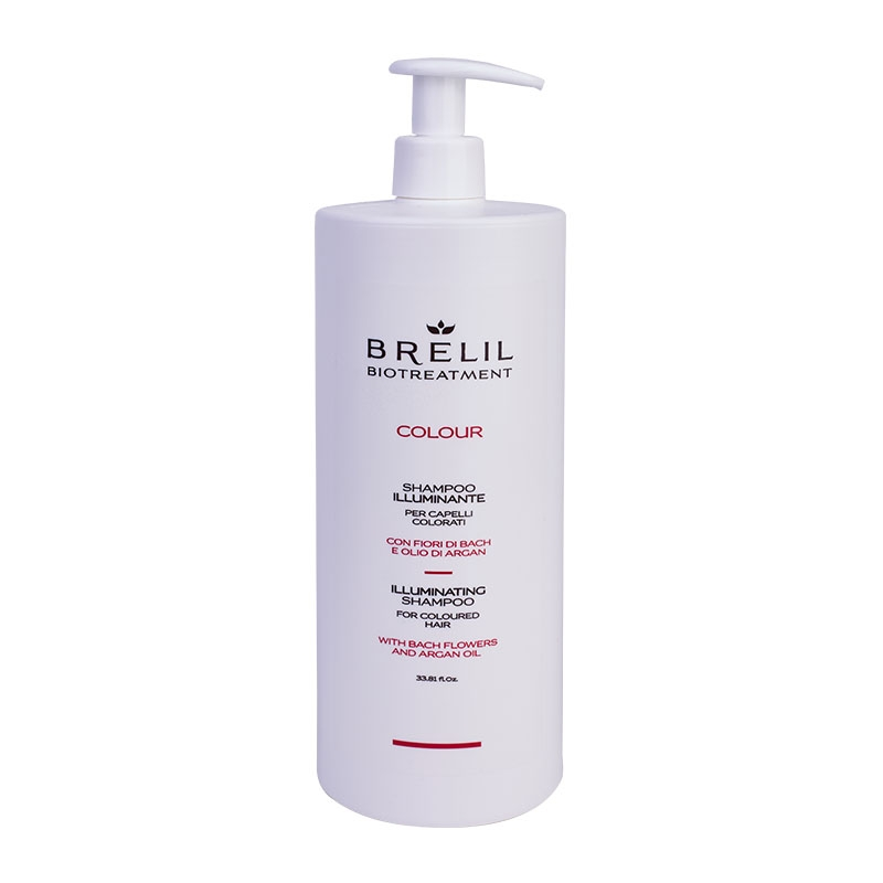 Фото - Brelil Professional Шампунь BioTraitement Colour для Окрашенных Волос, 1000 мл brelil professional маска biotraitement colour для окрашенных волос 220 мл