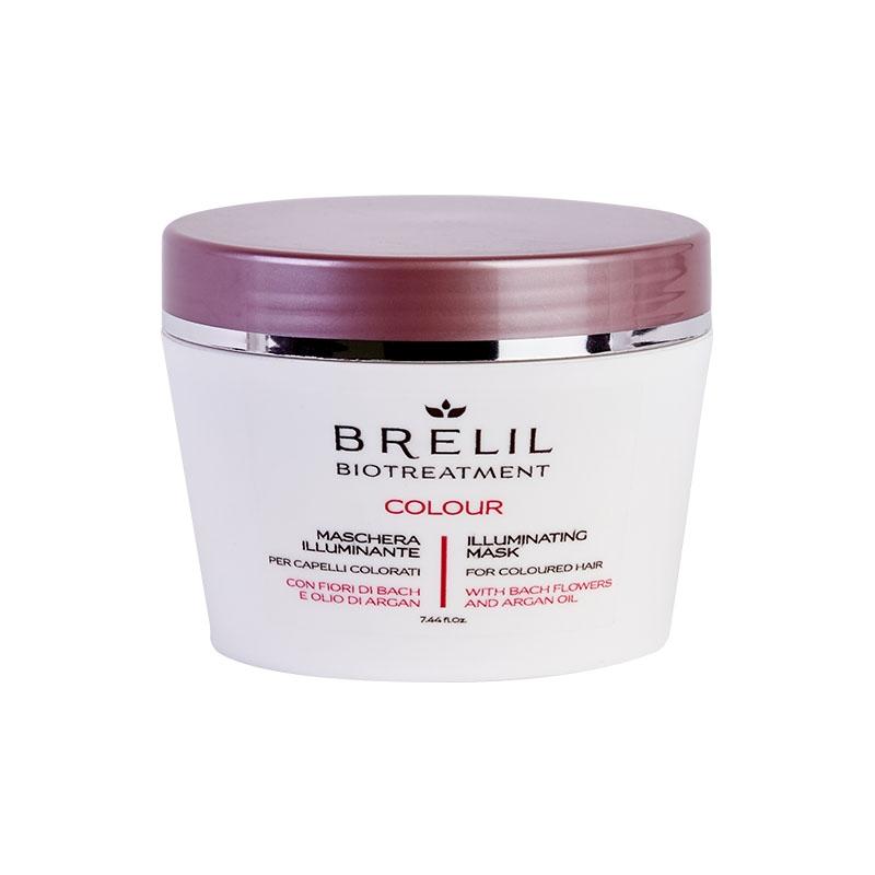 Фото - Brelil Professional Маска для Окрашенных Волос BioTraitement, 220 мл маска для окрашенных волос brelil biotreatment colour 220 мл